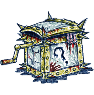 Drawn To Death — Mystery Box