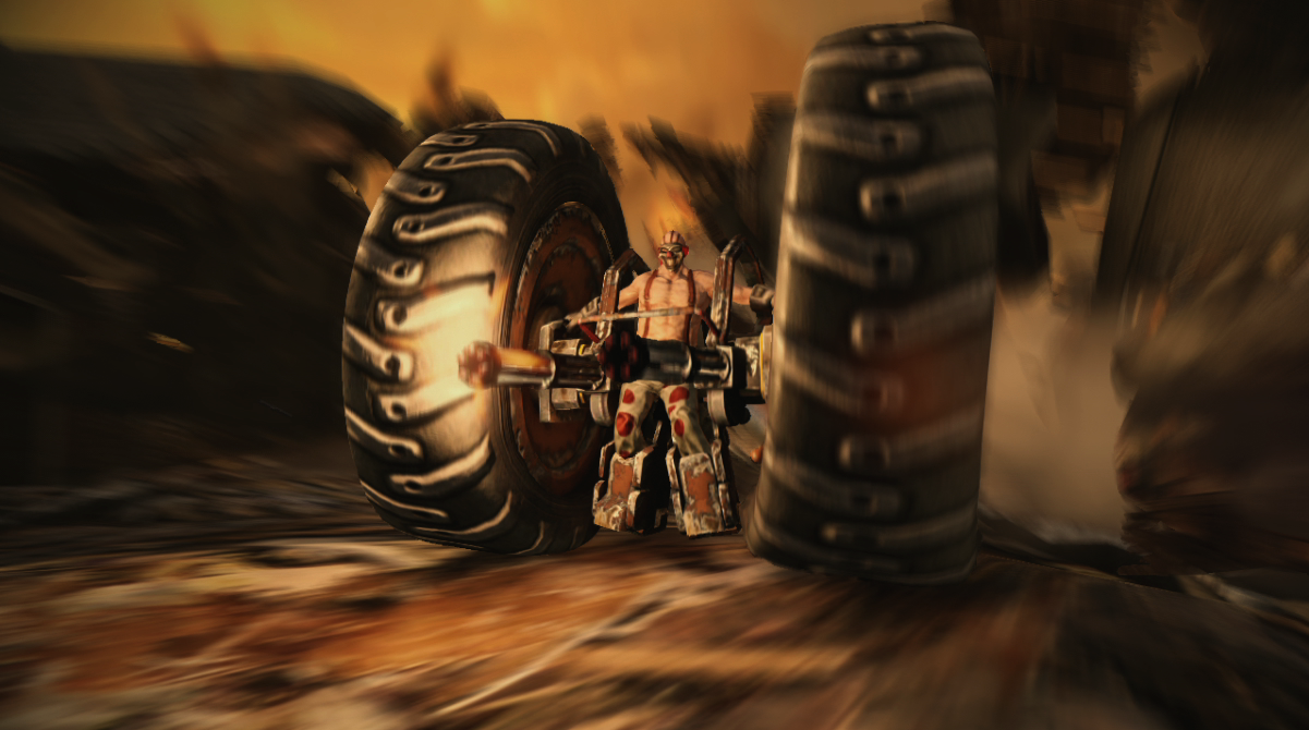 Twisted Metal - Axel Twisted Metal - Axel