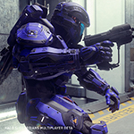 Halo 5 — Multiplayer Beta Empire Surprise Party