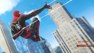 Spider-Man — Spider-Man: Far From Home Upgraded Suit
