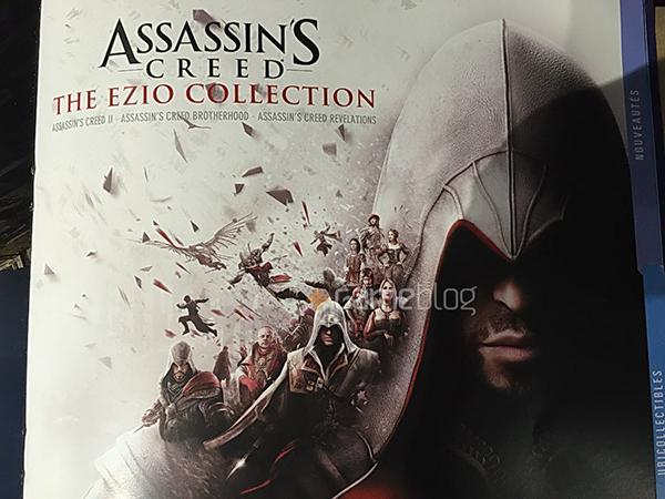 Assassin's Creed: The Ezio Collection — Leak