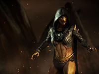 Mortal Kombat X — D'Vorah