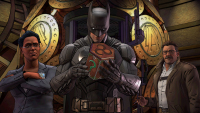 Batman: The Enemy Within — Puzzle Box