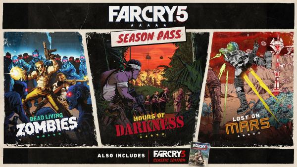 Far Cry 5 — Season Pass
