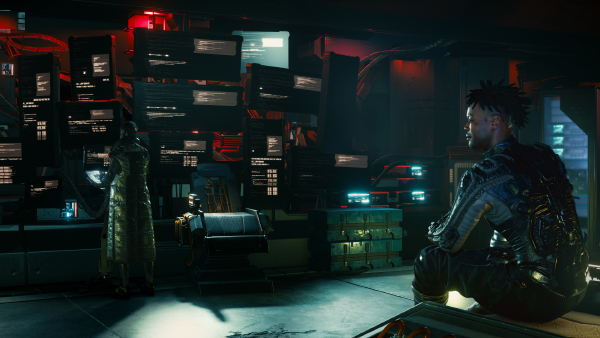 Cyberpunk 2077 — Screenshot