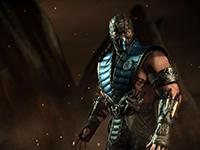 Mortal Kombat X — Sub-Zero