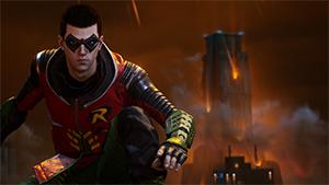 Gotham Knights — Robin