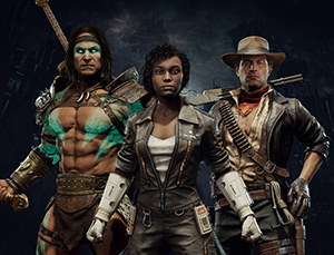Mortal Kombat 11 — Matinee Skin Pack