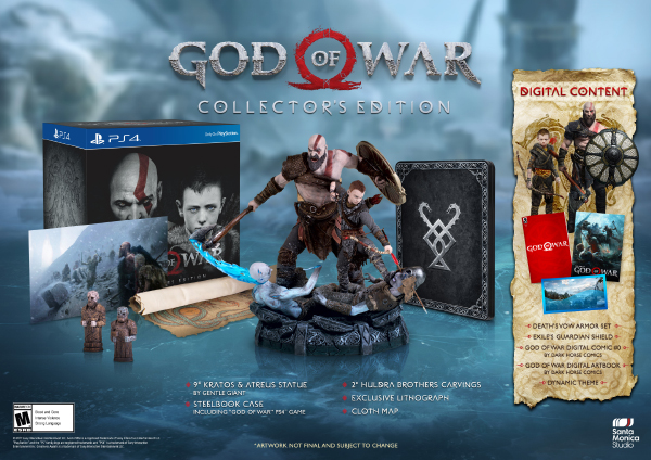 God Of War — Collector's Edition