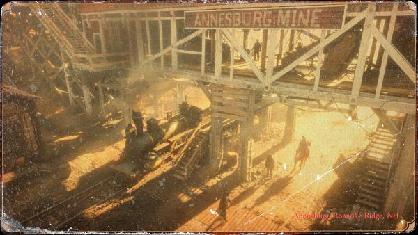 Red Dead Redemption 2 — Roanoke Ridge, NH