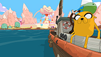 Adventure Time: Pirates Of The Enchiridion — Screenshot