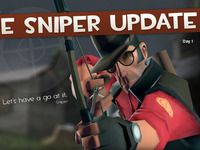 TF2's Sniper Update: Something You Can Get Stuck On