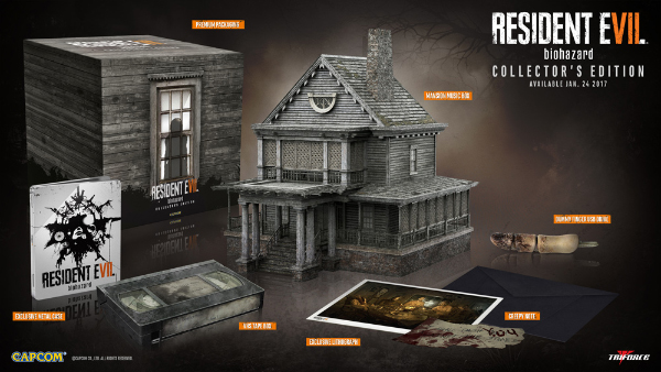 Resident Evil 7 — Collector's Edition