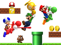 E3 Impressions: New Super Mario Bros. Wii