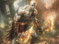 Kratos Coming to Comics