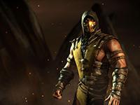 Mortal Kombat X — Scorpion