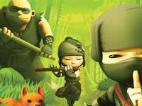 Mini Ninjas Demo Available This Week
