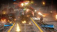 Final Fantasy VII Remake — The Guard Scorpion