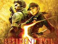 Resident Evil 5 Gone Gold Again