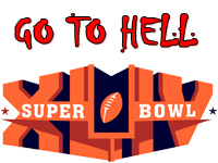 Datne's Inferno Tells The Super Bowl To Go To Hell