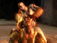 Kratos Just Ripped One Over God Of War III Trophies