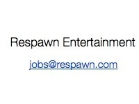 Infinity Ward Founders Respawn