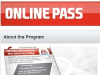 EA Presents The Online Pass