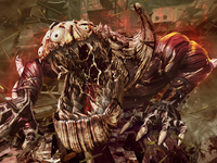 Knights Contract Trying To Out Gore Splatterhouse