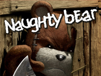 I'm Getting A Call From Naughty Bear