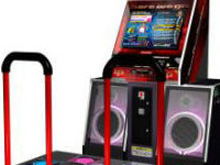 Dance Dance Revolution Event In CA
