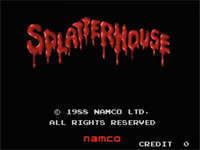 Splatterhouse Goes All Retro Style... In A Good Way