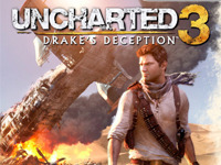 Watch Uncharted 3 Burn Up The Screen