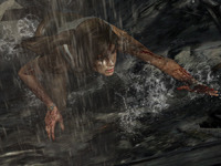 Lara Croft Is A Dirty Little Minx In The New Tomb Raider