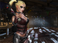 Harley Is Looking Sexier Than Ever In Batman: Arkham City