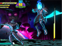 Silver Surfer In Marvel Vs. Capcom 3?