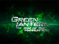 Green Lantern Hunts Down Those Pesky Manhunters