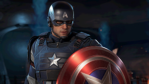 Marvel's Avengers — Captain America