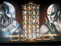 The Unofficial Character Roster For Mortal Kombat