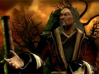 Up Close And Personal With Mortal Kombat's Shang Tsung