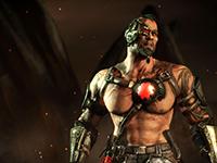 Mortal Kombat X — Kano