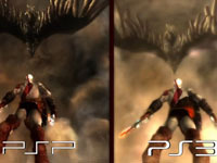 How Do The PSP God Of War Titles Compare To PS3?