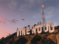 Grand Theft Auto V Now Has It's Trailer...Straight Outta Vinewood