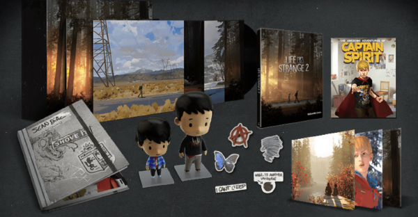 Life Is Strange 2 — Collector's Edition Soft Bundle