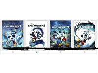 Epic Mickey 2 Accidently Announced... Not Just For The Wii