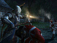 Let's Start Speculating On These New Assassin Creed III Screens