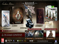 "Looks Like The Assassin's Creed III ""Collector's Edition"" Has Been Outed"
