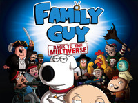 Family Guy Back To The Multiverse Preview