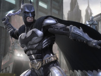 Sounds Like Batman Knows What's Going On In Injustice: Gods Among Us