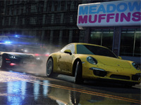 High Speed Thrills In Most Wanted's New Single Player Trailer