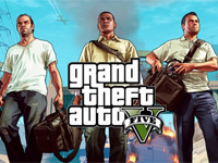 Grand Theft Auto V Pushed Out Of Spring